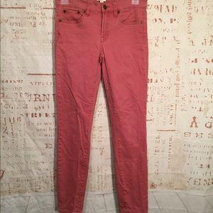 J. Crew Jeans Size 24 Straight Leg Stretch .....A2